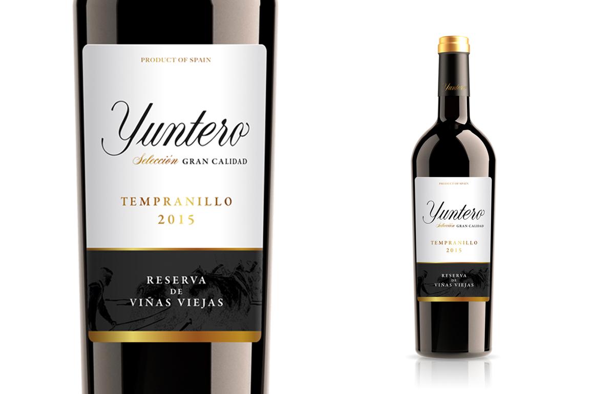 Yuntero Reserva 2015 estrena nueva imagen