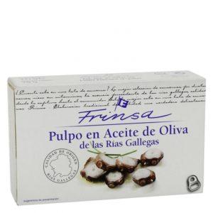 Pulpo en aceite de oliva