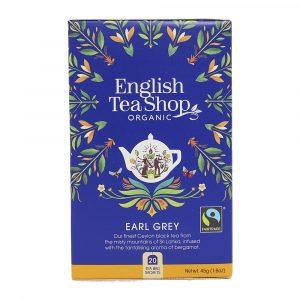 Té Earl Grey Bio English Tea Shop