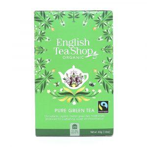 Té verde bio English Tea Shop