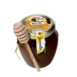 Miel milflores 300 gr con palito de madera