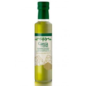 Aceite aromatizado trufa blanca 250 ml