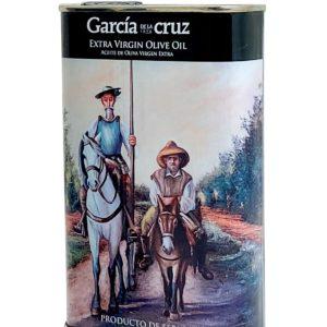 Aceite lata Quijote y Sancho 500 ml